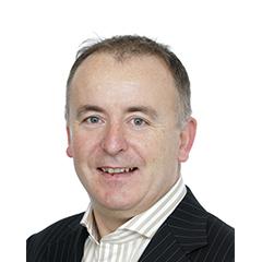 Peter O'Gorman,  MB, FRCPI, FRCPath, PhD,