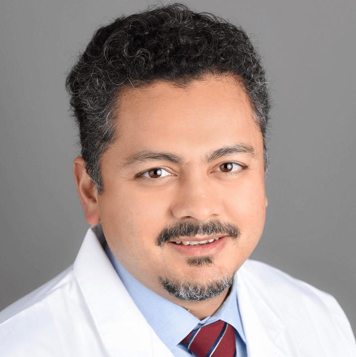 Saad Zafar Usmani, MD, FACP