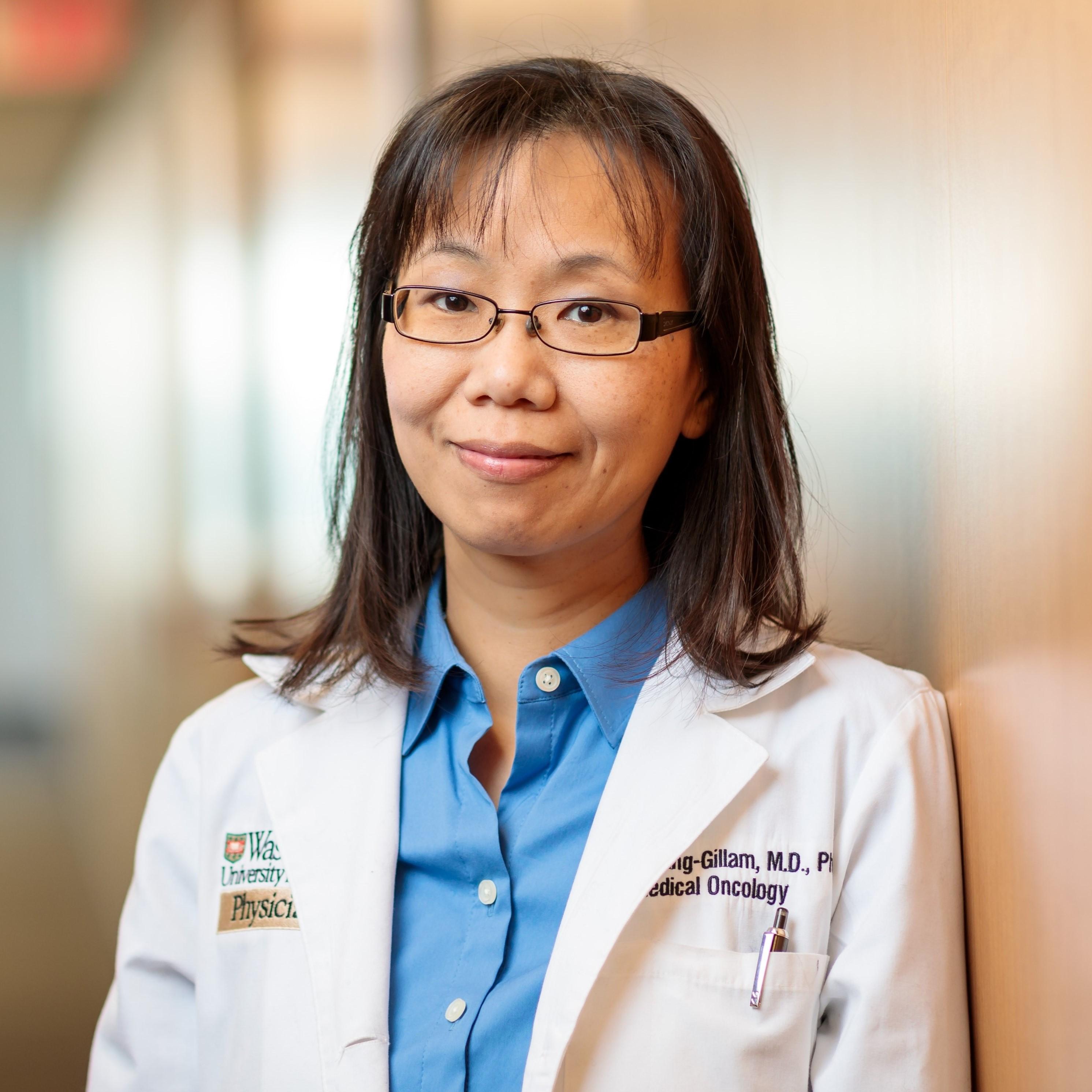 Andrea Wang-Gillam MD, PhD