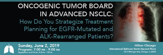 ASCO: Oncogenic Tumor Board in Advanced NSCLC: How Do You