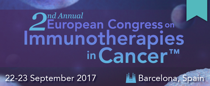 2nd Annual European Congress on Immunotherapies in Cancer™
