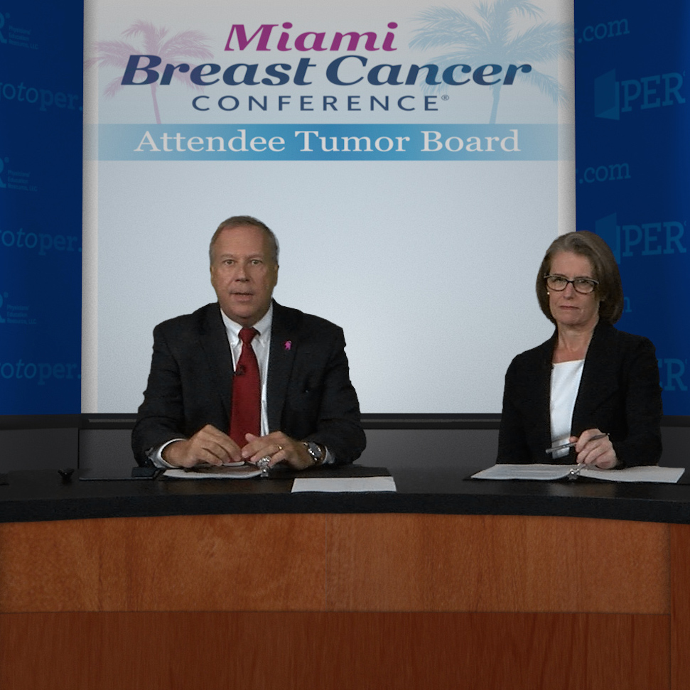 Miami Breast Cancer Conference®: Attendee Tumor Board Online