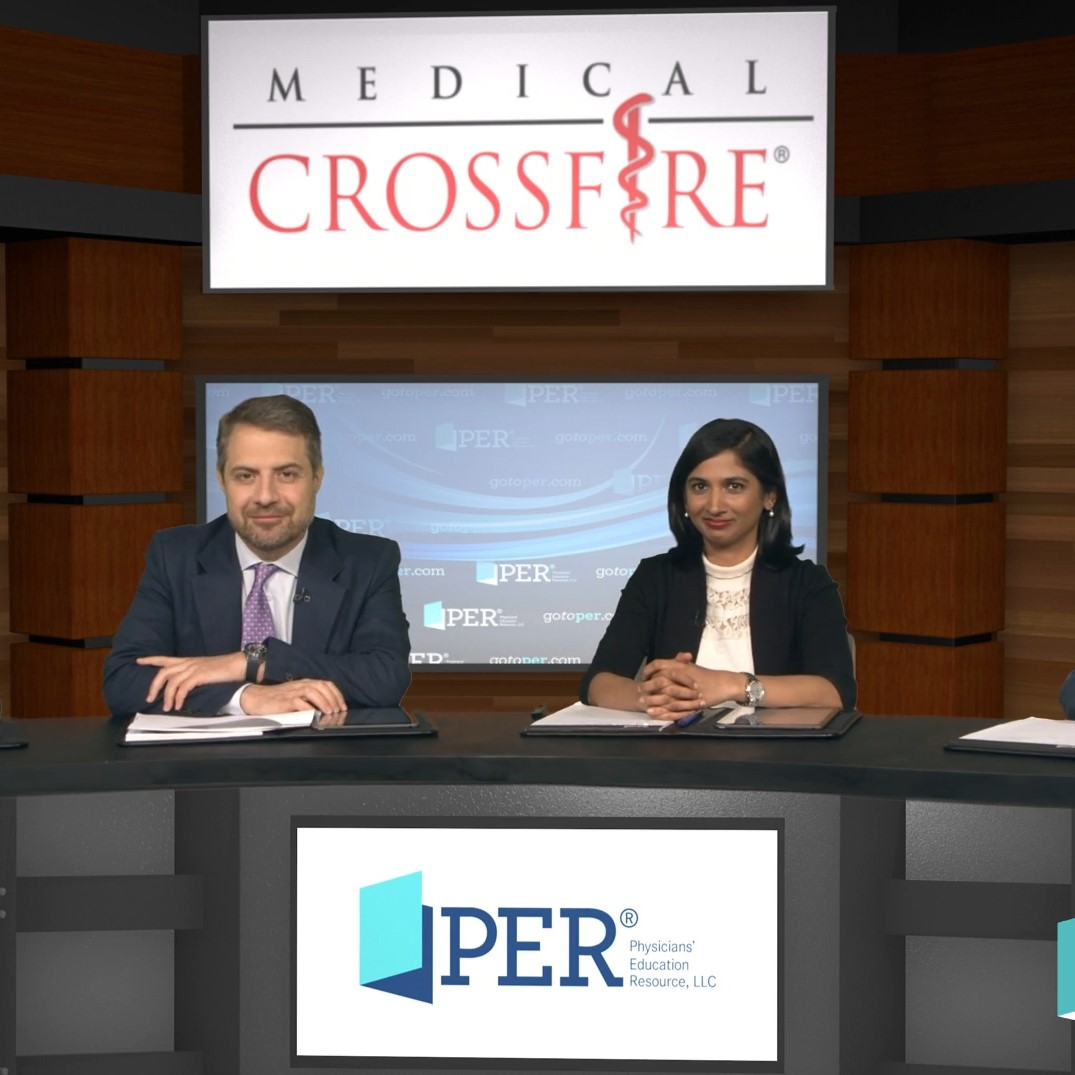 Medical Crossfire<sup>®</sup>: How Can We Best Leverage the Use of MRD to Optimize Outcomes in the Management of Hematologic Malignancies?