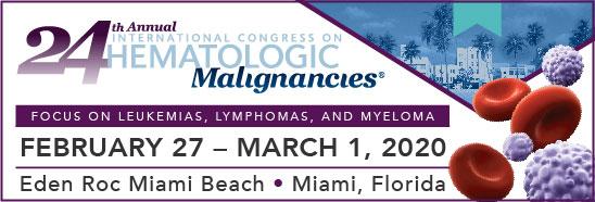 24th Annual International Congress on Hematologic Malignancies