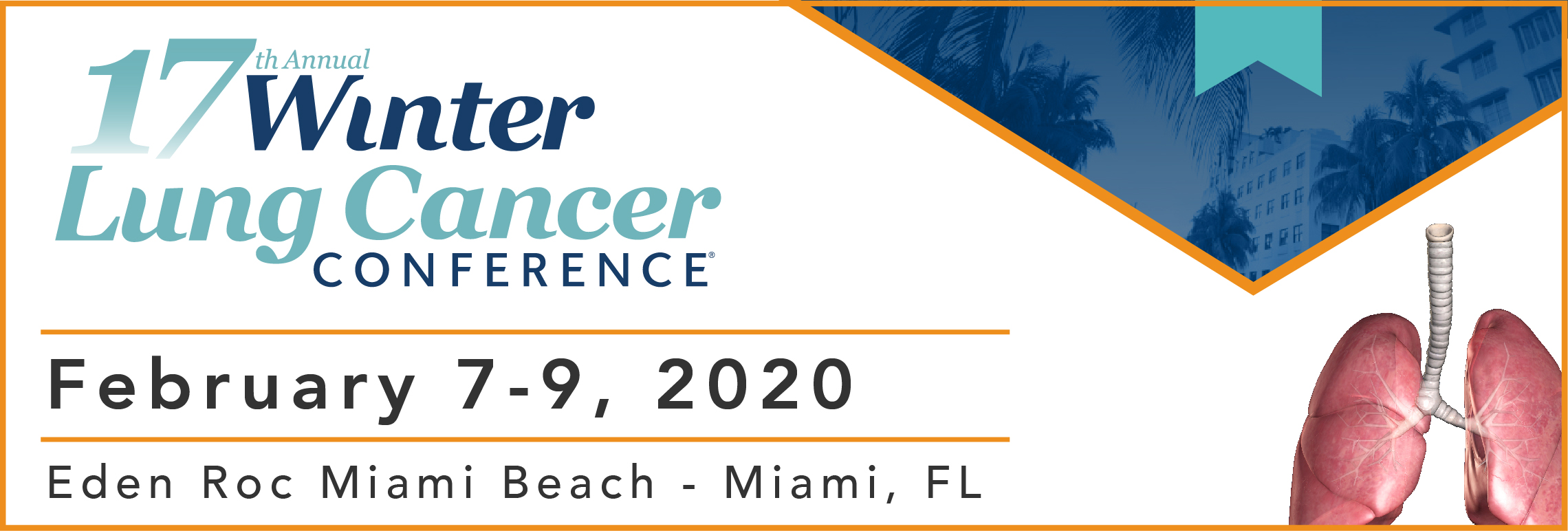 17th Annual Winter Lung Cancer Conference™ | Live CME