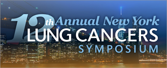 12th Annual New York Lung Cancers Symposium®