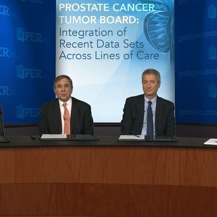 Prostate Cancer Tumor Board: Integration of Recent Data Sets Across Lines of Care
