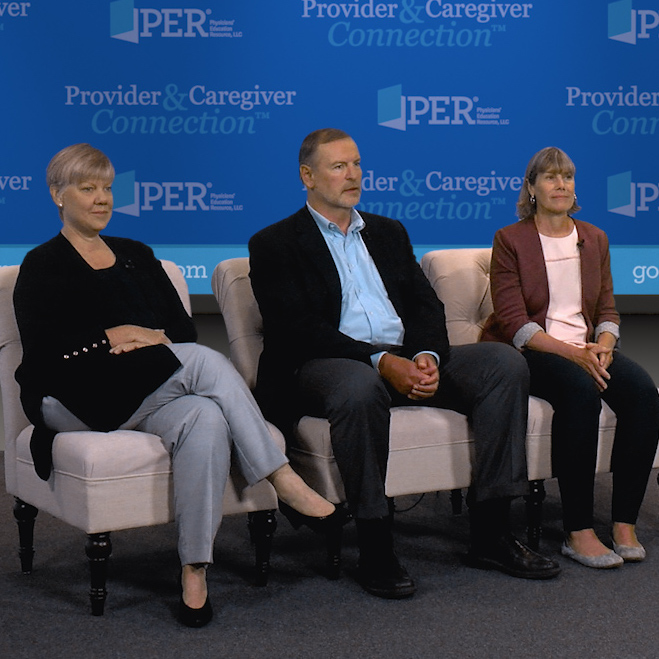 Provider and Caregiver Connection™: Addressing Patient Concerns While Managing Glioblastoma