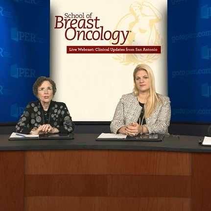 Enduring CME Activity: School of Breast Oncology® Live Video Webcast: Clinical Updates from San Antonio