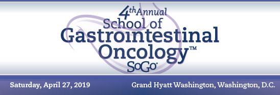 4th Annual School of Gastrointestinal Oncology (SOGO