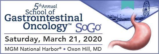 5th Annual School of Gastrointestinal Oncology™ (SOGO