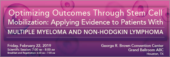 Applying Evidence to Multiple Myeloma and Non-Hodgkin