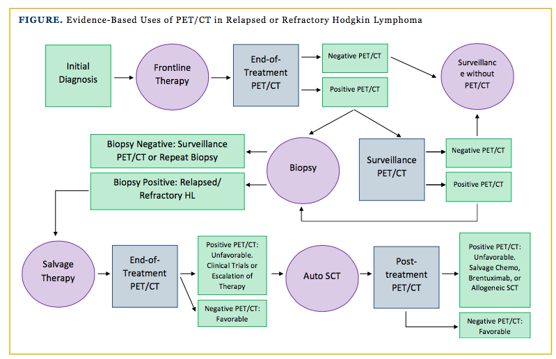 Pet Ct In The Evaluation Of Relapsed Or Refractory Hodgkin