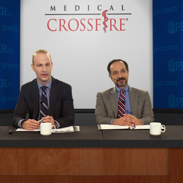 Medical Crossfire®: How to Use Liquid Biopsies Throughout the Lung Cancer Treatment Continuum Online
