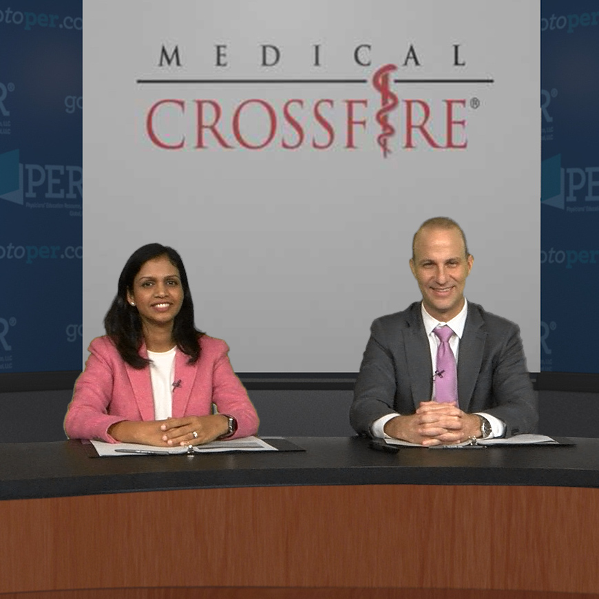 Medical Crossfire®: Experts Weigh-In on Emerging Immune Checkpoint Inhibitors and Combination Strategies for Advanced NSCLC