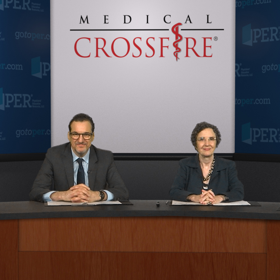 Medical Crossfire®: Where Are We Headed in the Treatment of Triple-Negative Breast Cancer?