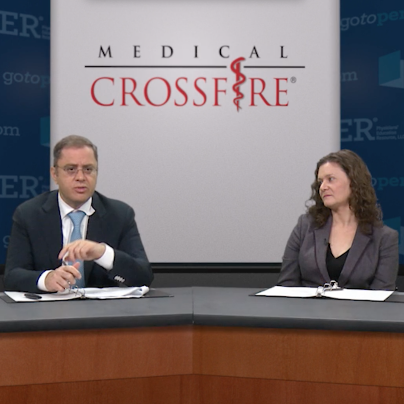 Medical Crossfire®: Bridging Emerging Data to Advance Treatment Planning for Hepatocellular Carcinoma: A Multidisciplinary Tumor Board
