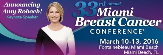 Miami breast cancer mtg