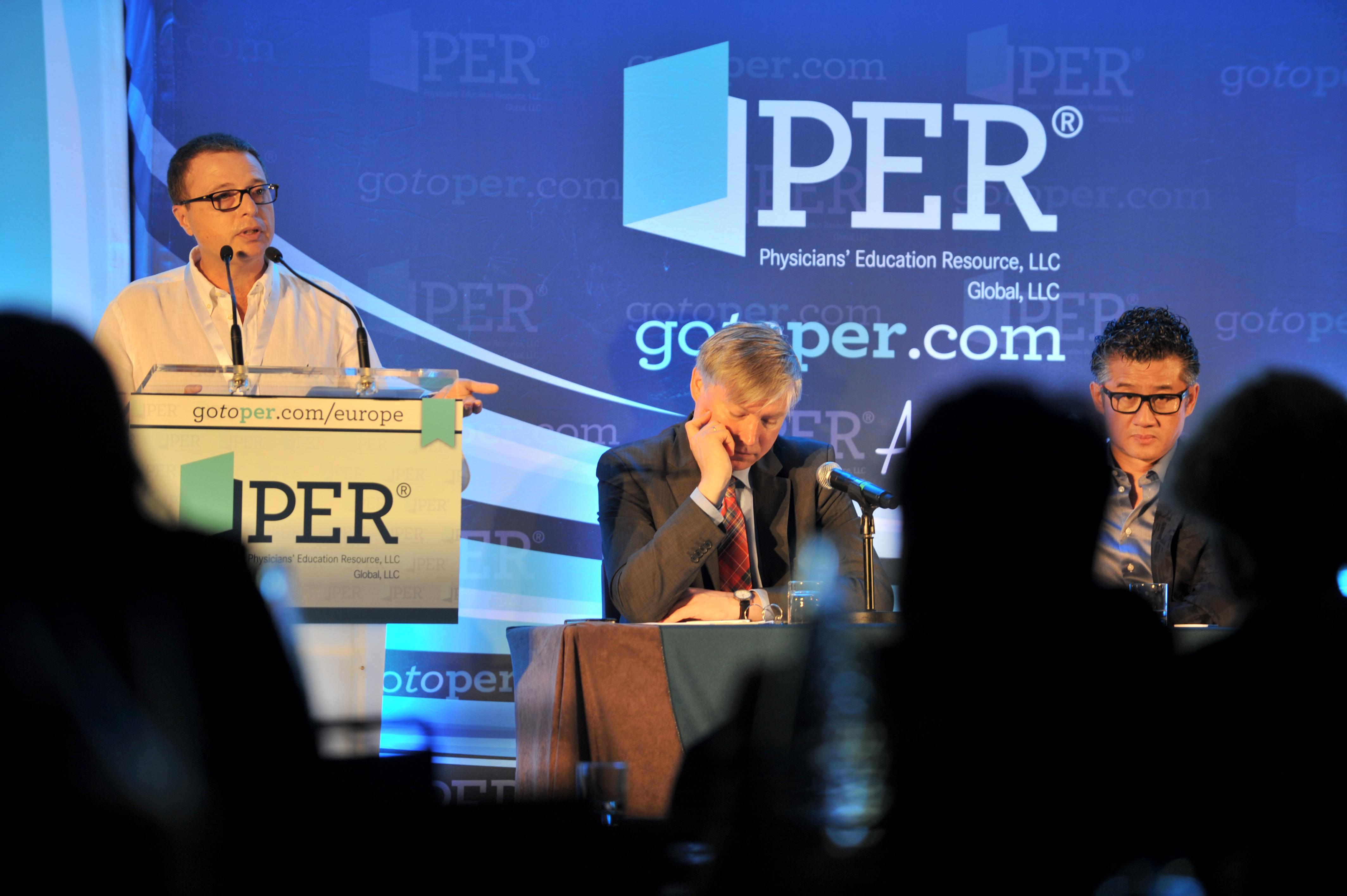 Nicola Normanno, MD; Prof. Dr. med. Martin Reck; Tony Mok, MD