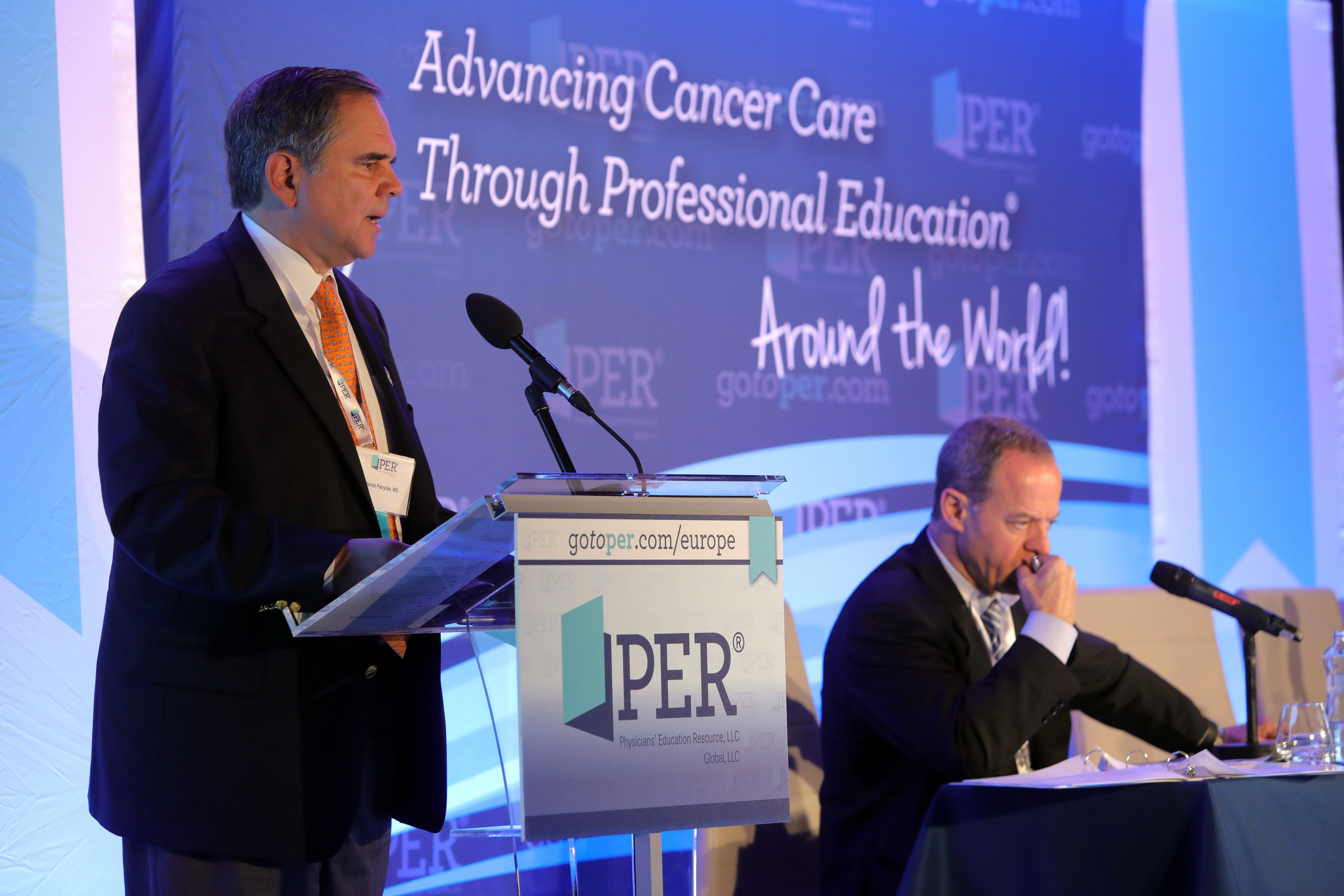Daniel P. Petrylak, MD and Joaquim Bellmunt, MD, PhD