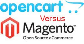 Magento V/S OpenCart