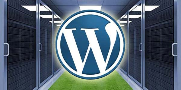 A wordpress log