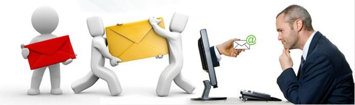 Boost sales by email marketing