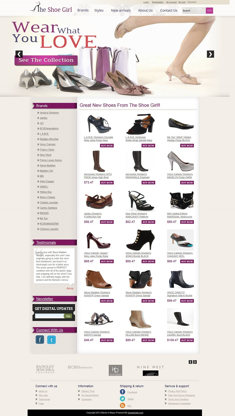 Best Shoe Store Amazon