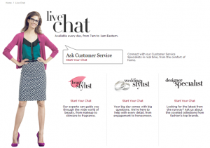 increase ecommerce conversion rate - live chat helps to retain more customer