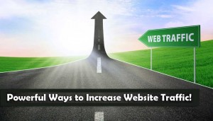 driving web traffic to your ecommerce website