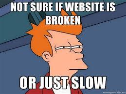check website speed