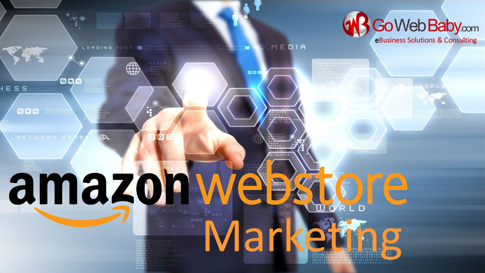 Amazon webstore marketing