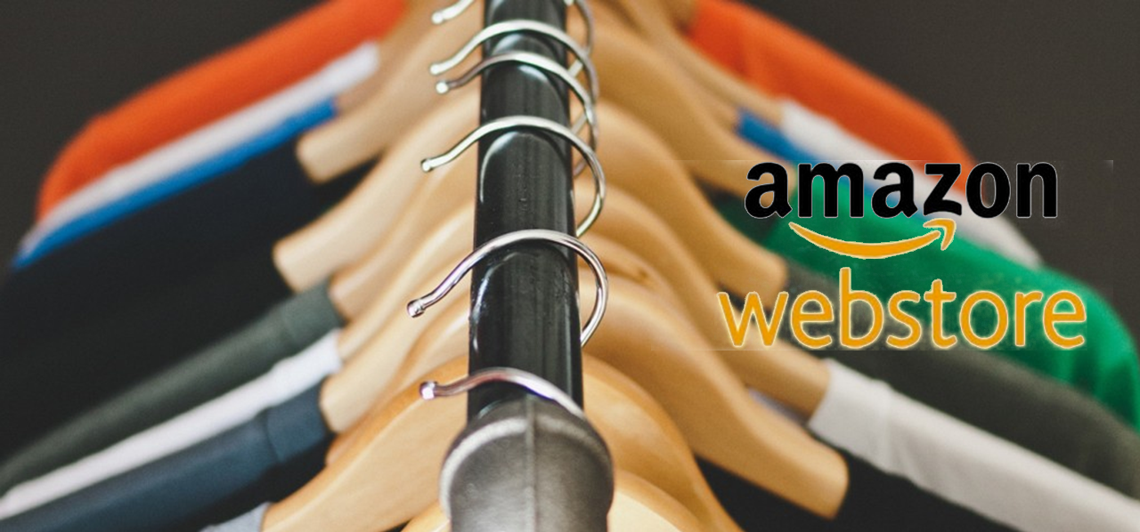 Amazon webstore for garment store