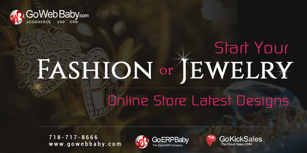 Shopify for Jeweler online Shop