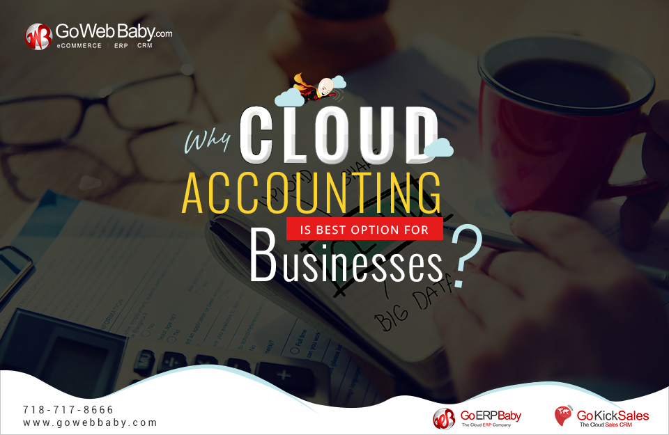 Why Cloud Accounting ERP