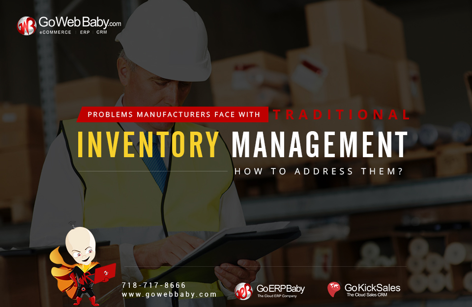Problem in Inventory Management ERP