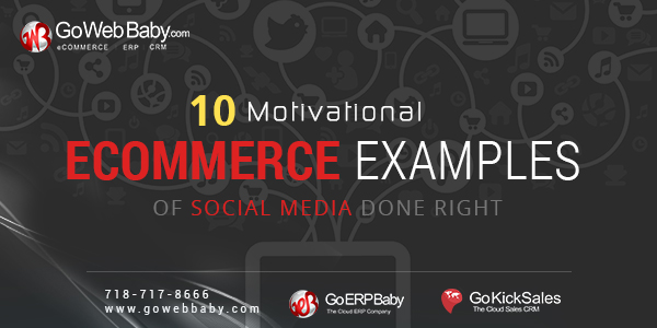 10 Motivational Ecommerce Examples