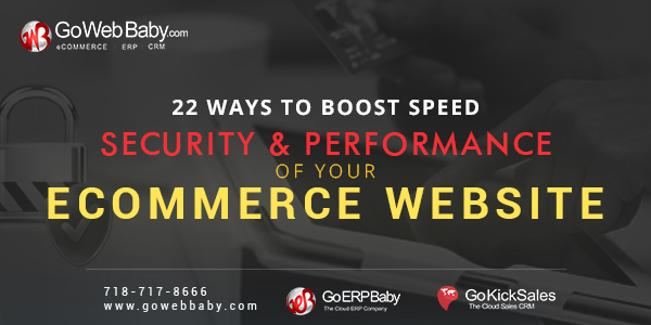 Boost Security & Performance of Ecommerce Website