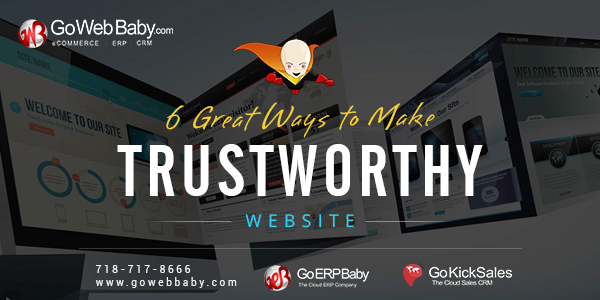 6 Great Ways to Make Trustworthy Website