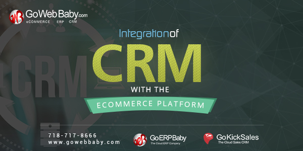 Integrating CRM with Ecommerce Platform