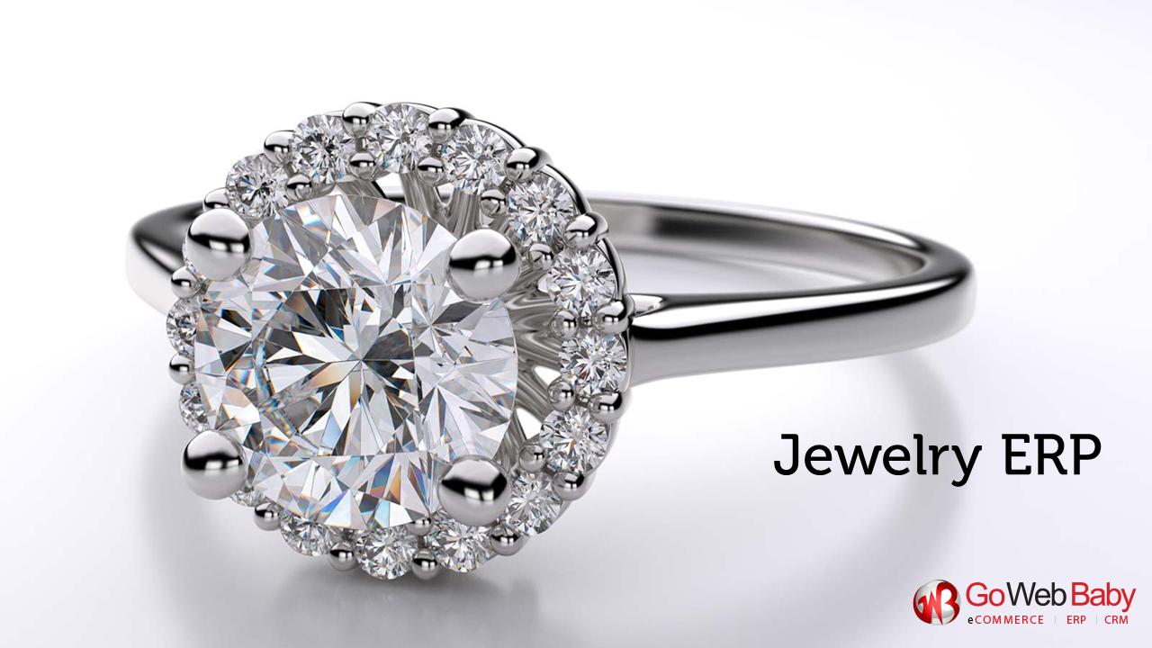 Jewelry ERP