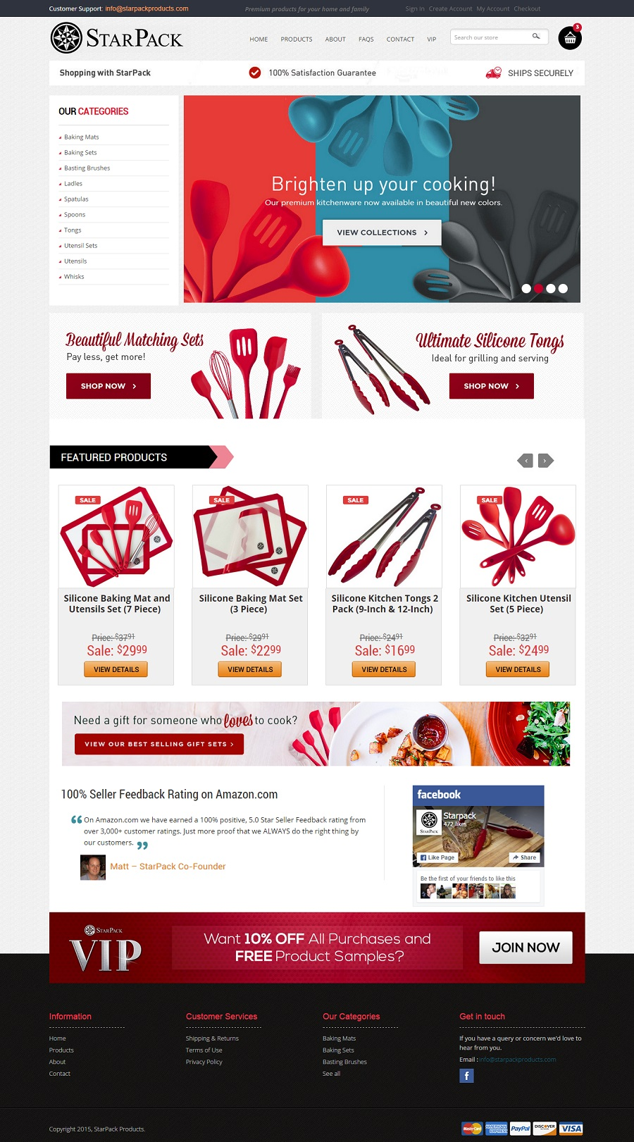 Shopify Theme Kitchen  Products