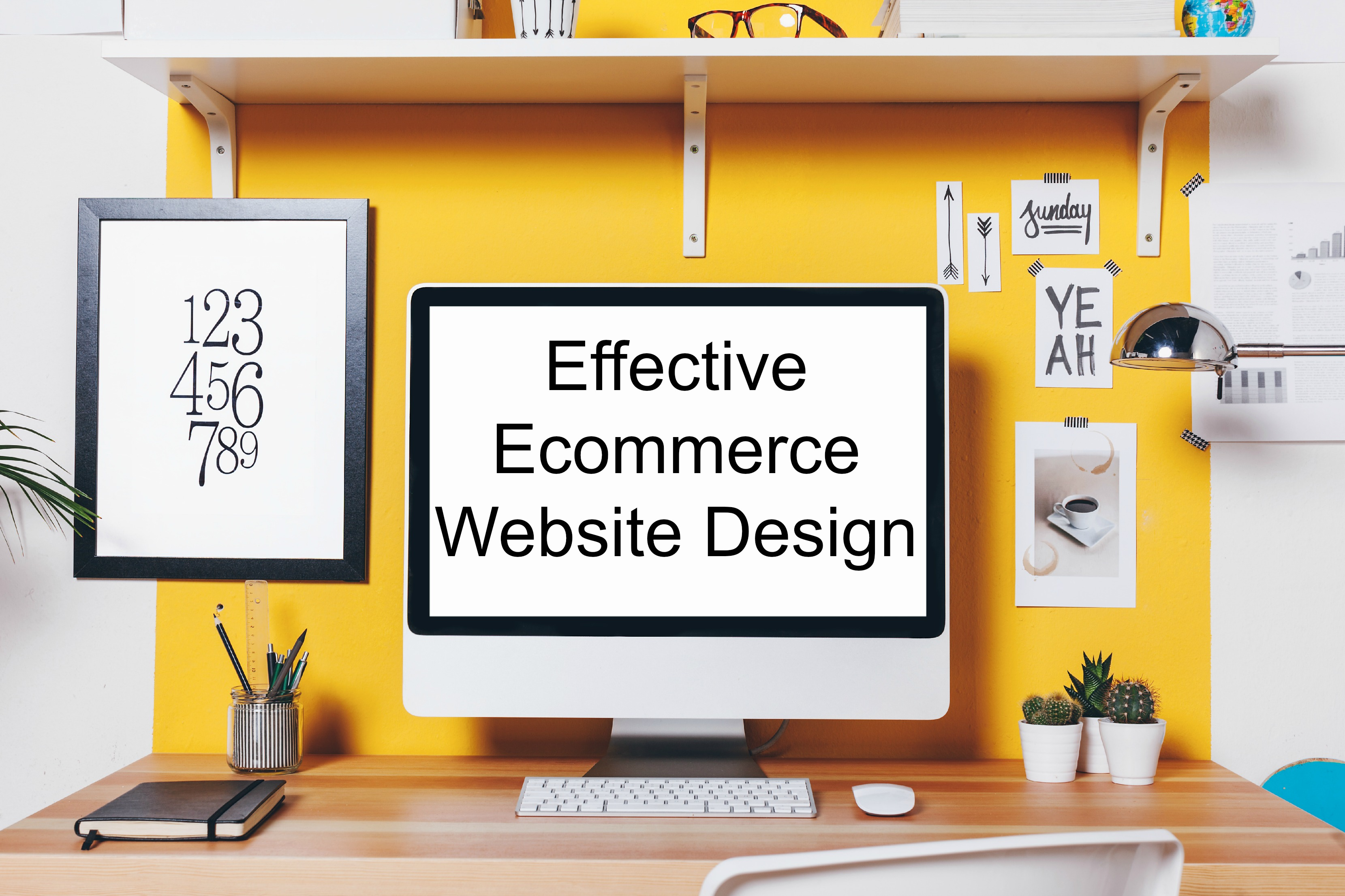 How to Create Effective Ecommerce Web Design
