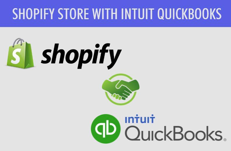 Shopify with QuickBooks