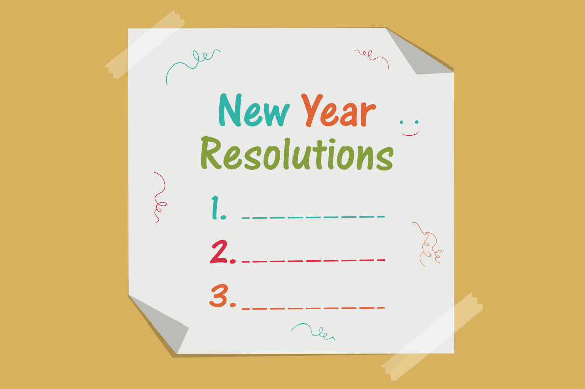 Small business new year resolutions