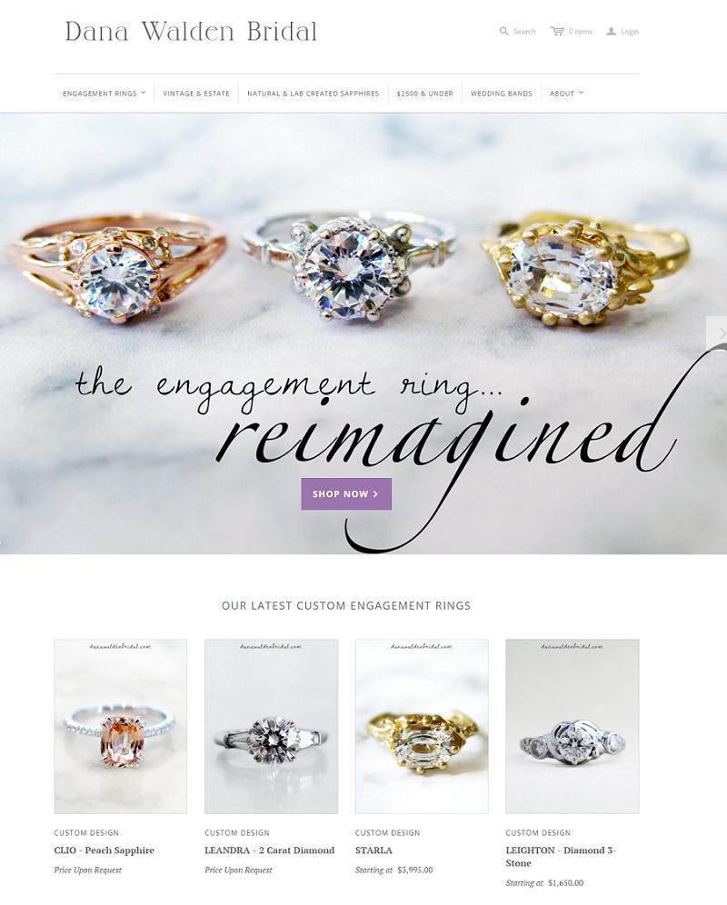 jewelry website