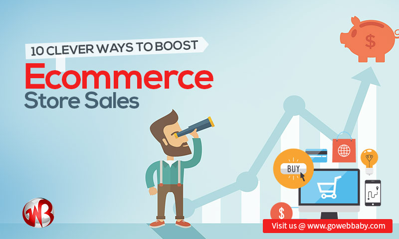 Boost Ecommerce Store Sales