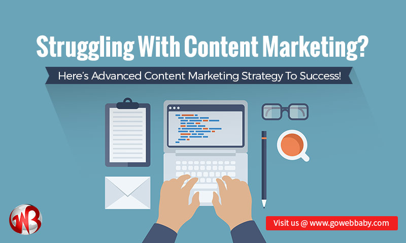 Struggling with content marketing