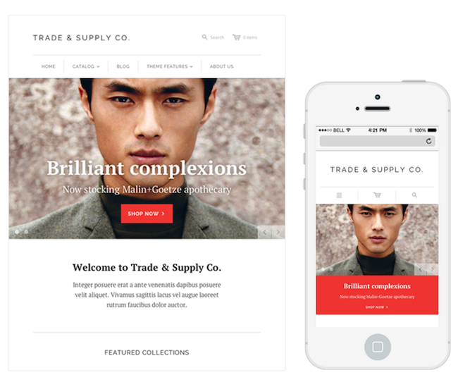 Atlantic Shopify Theme