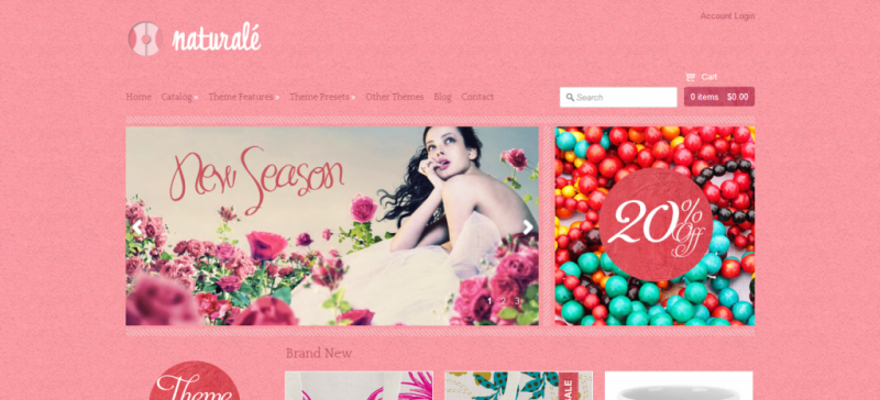Expression Shopify Theme